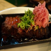 USDA beef picanha – kimchee tare butter