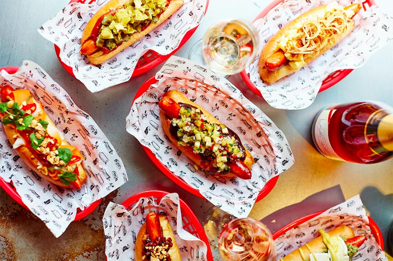 Bubbledogs to host the Hot Dog Challenge 2016