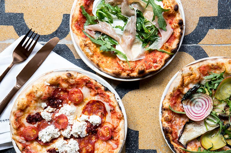 BungaTINI pizzeria and all day bar opens its doors in Covent Garden