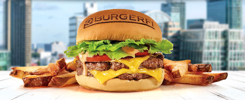 Burgerfi comes to London, starting with burgers for Wembley