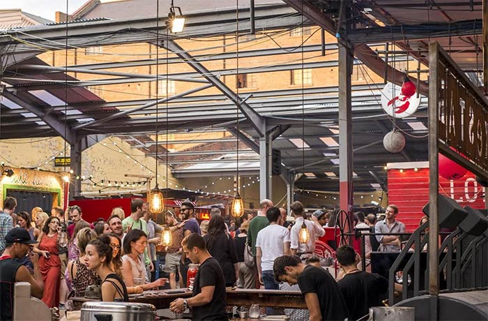 Dalston Yard by Street Feast is back for 2016
