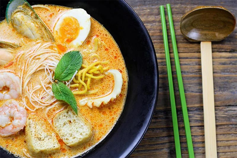 Laksa Kitchen is coming back to Kentish Town for a winter residency