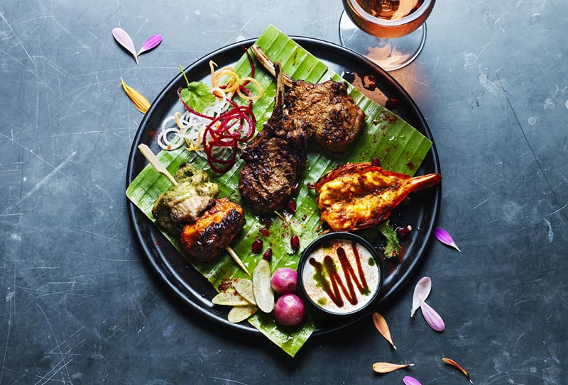 Covent Garden's Masala Zone relaunches new menu and cocktail bar
