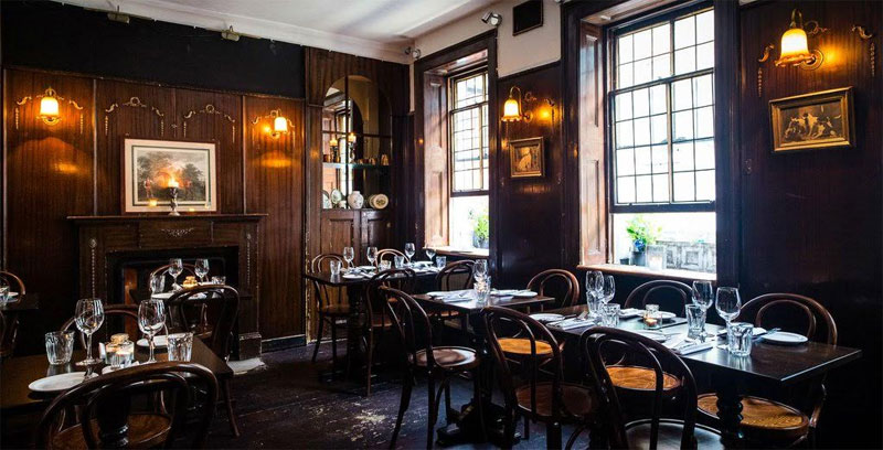 A steak and wine pop-up is coming to the Newman Arms