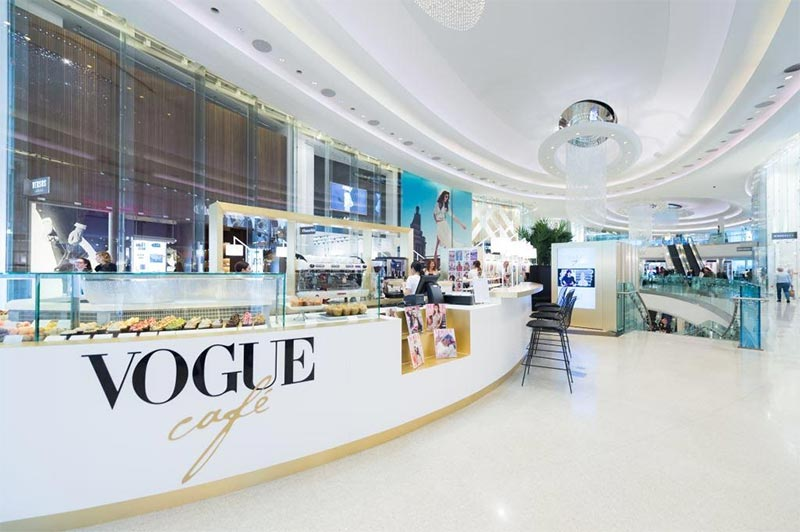 The Vogue Cafe comes to Westfield