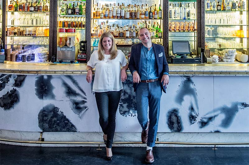 Artesian bar at The Langham announces a new all-star bar team