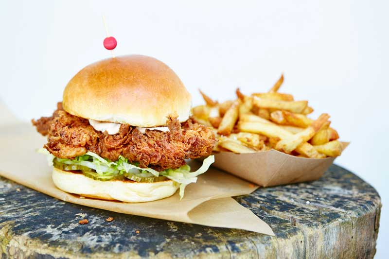 Bel-Air brings wholesome LA-fare to Farringdon with their second branch