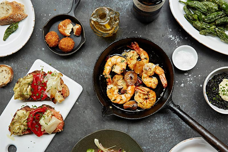 Camino heads to Shoreditch for Spanish tapas and more