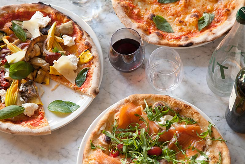 Counter Termini has pIzza, aperitivo and antipasti in Vauxhall arches