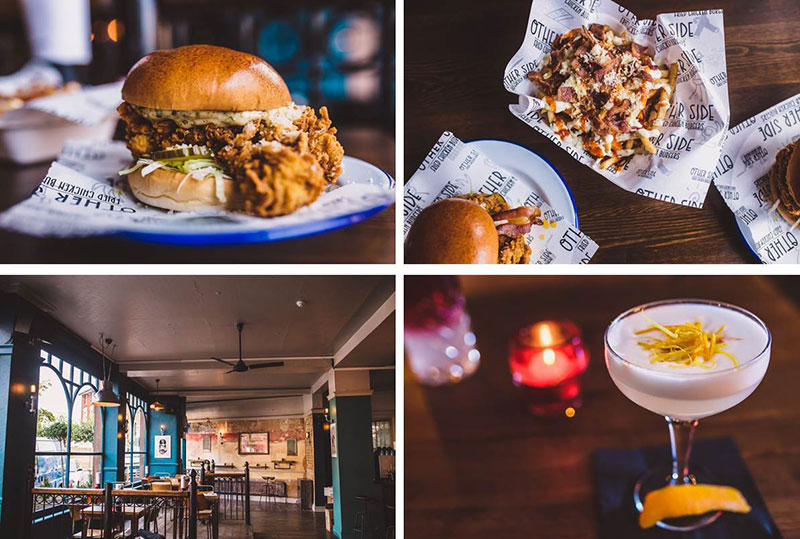 Lewisham's Dirty South reopens after 6 years - and Other Side Fried will be there