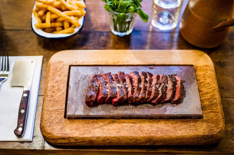 Flat Iron come to King's Cross - their next steak restaurant is on Caledonian Road