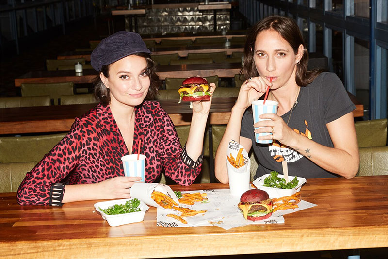 Gizzi Erskine brings healthy junk food to Tate Modern with Pure Filth