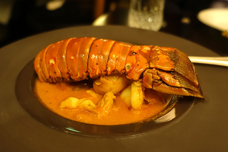 lobstercurry