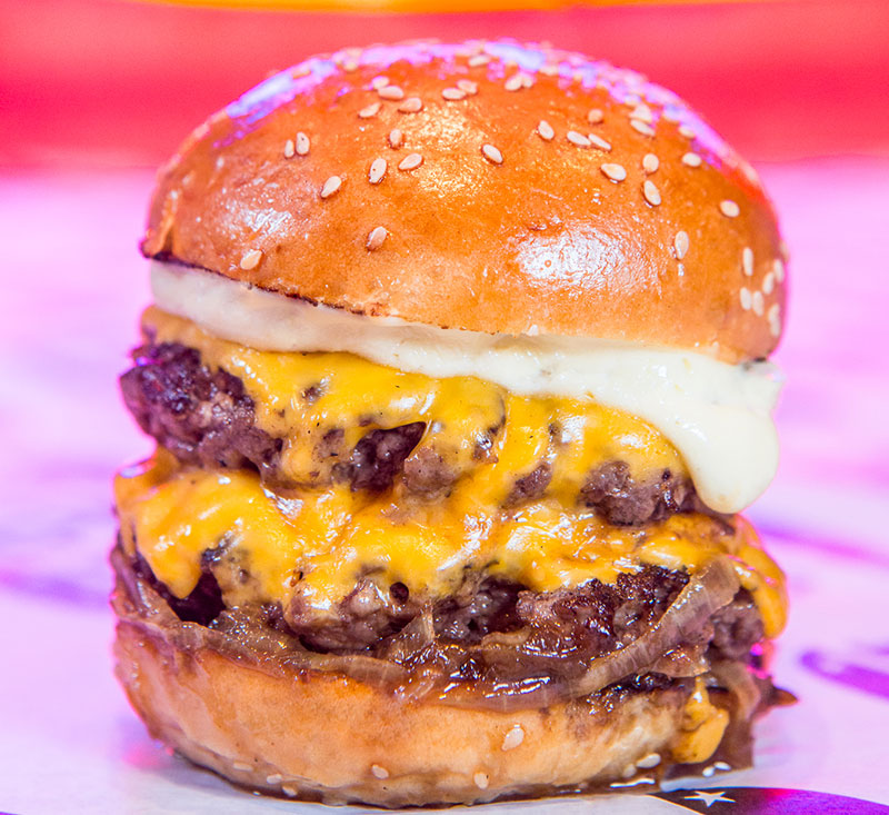 Le Bun comes to Brick Lane and celebrates with free burgers