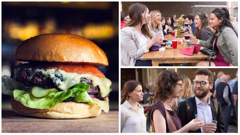 London Bridge Open Kitchen​ food festival returns to celebrate the restaurants and bars of London Bridge