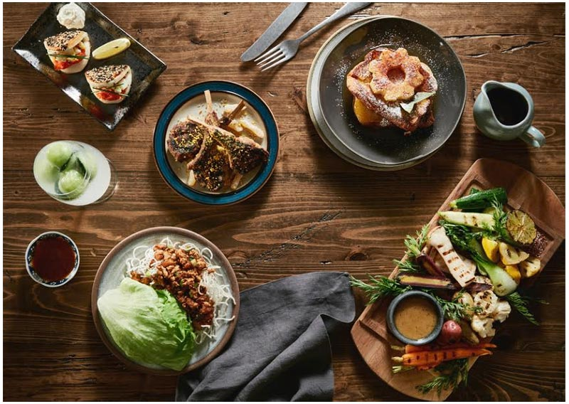 P.F. Chang's comes to London with their Asian Table in Covent Garden