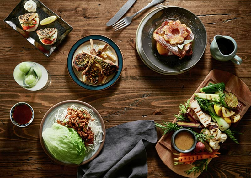 PF Chang's comes to London with their Asian Table