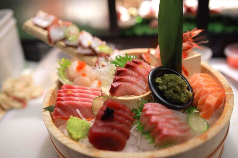 Traditional Japanese dining in Shoreditch with Sanjugo London