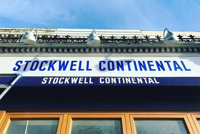 Stockwell Continental is coming from the people behind Anchor & Hope and Canton Arms