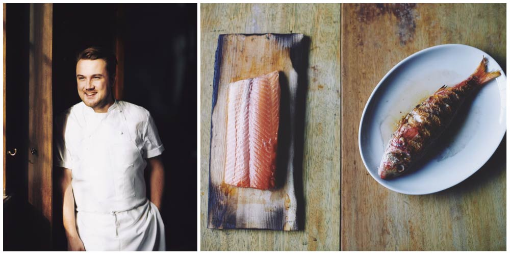 Tomos Parry is opening Brat in Shoreditch