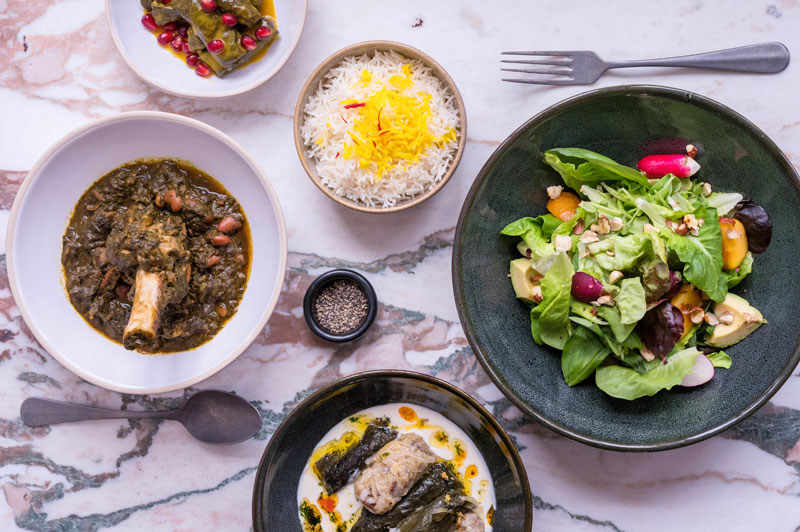 Get a taste of Bahrain in Chelsea with Villa Mama's