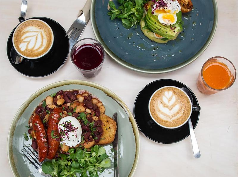 Aussie cafe Wood St Coffee comes to Walthamstow