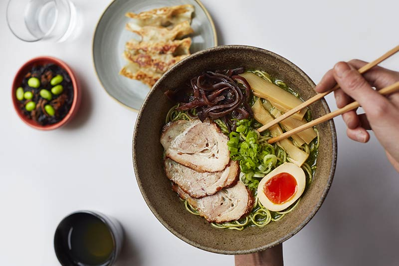 Yamagoya brings their ramen and raindrop cake to The Cut with their first permanent venue
