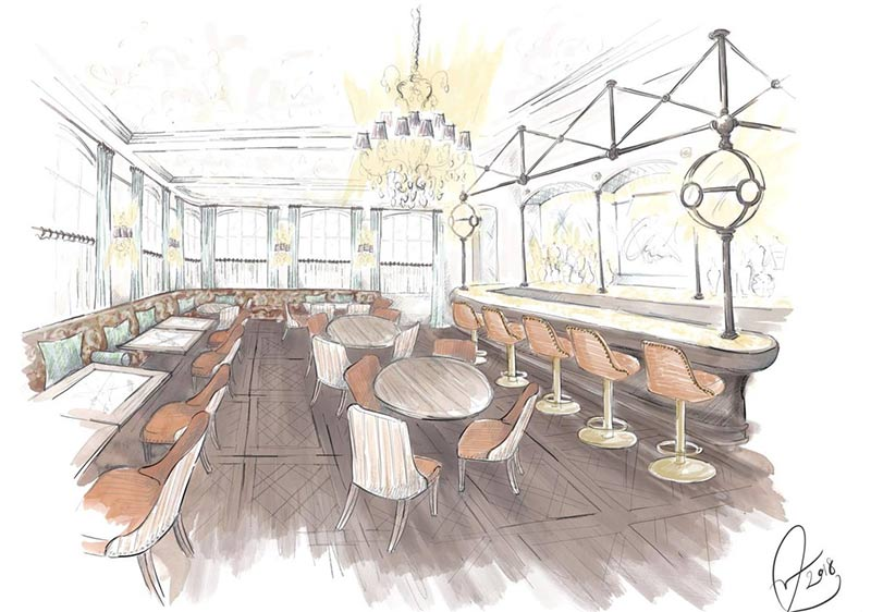 No. Fifty Cheyne will be the new incarnation of Cheyne Walk Brasserie