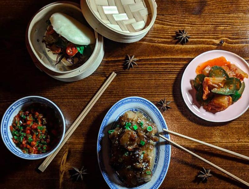 Bao and Bing is serving up Taiwanese street-market food in Marylebone