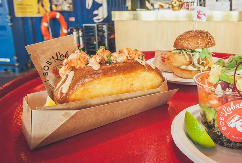 Bob's Lobster are opening at London Bridge
