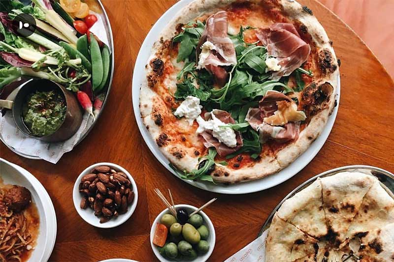 cecconis pizza shoreditch