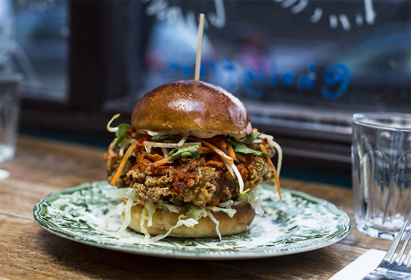 Chick 'n' Sours is popping up in Brixton for one month