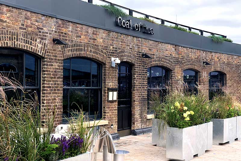 coal office opens at coal drops yard in kings cross