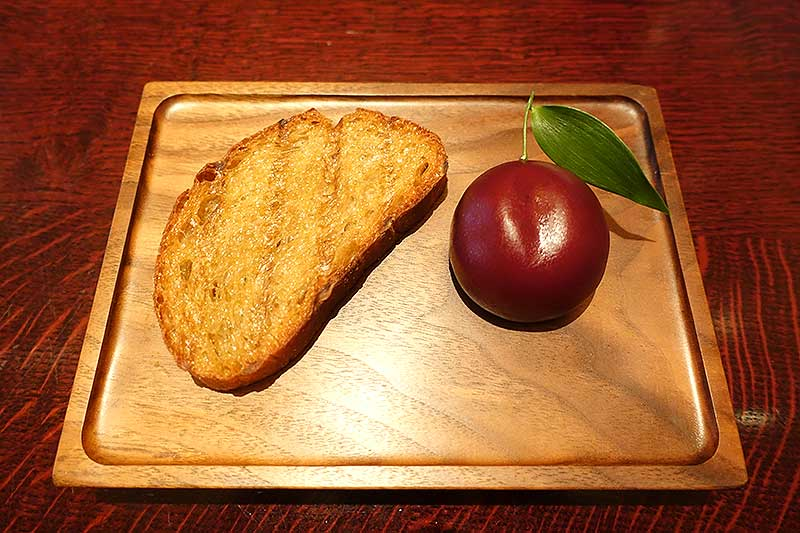 plum meat fruit dinner by heston london