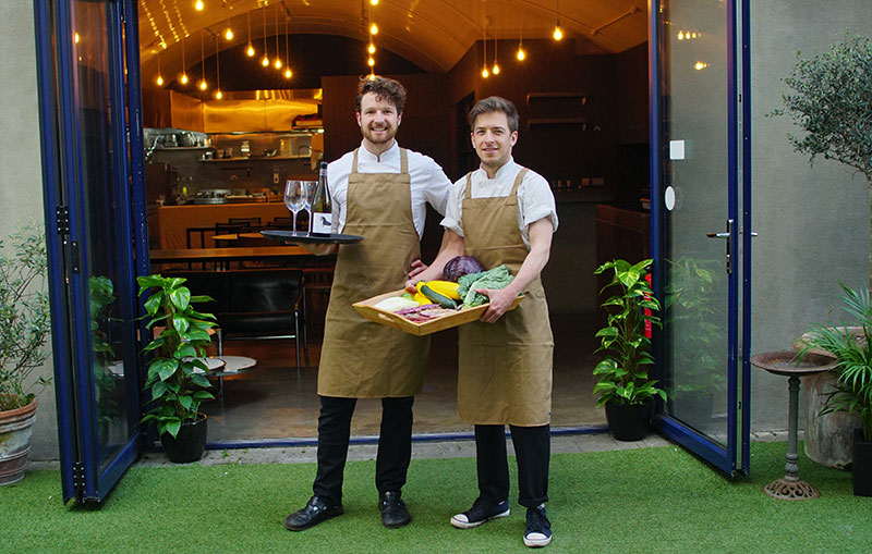 A plant-based restaurant comes to London Fields with The Field
