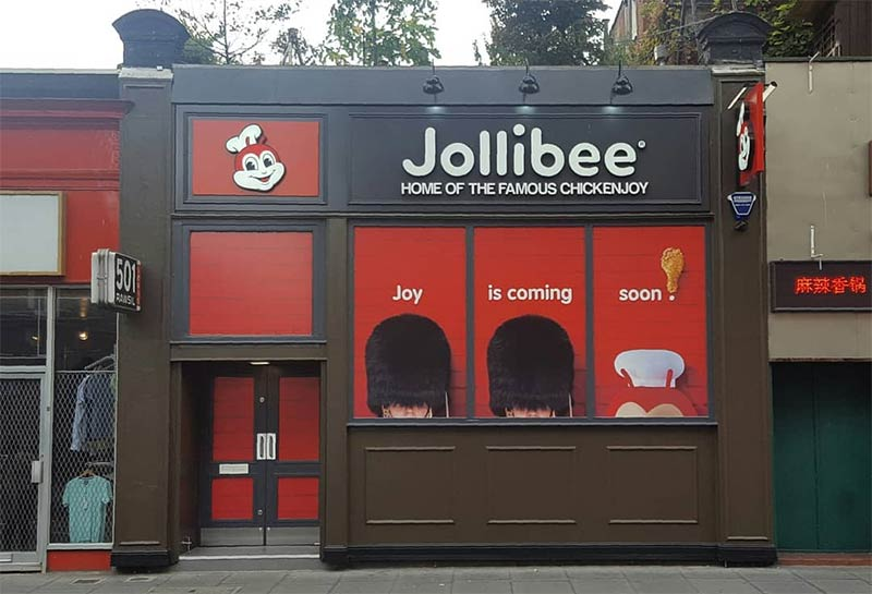Jollibee London