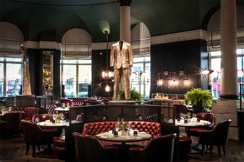 tom kerridge london restaurant corinthia