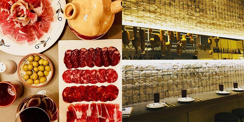 Llerena is Islington's new tapas bar (and they've got loads of jamón)