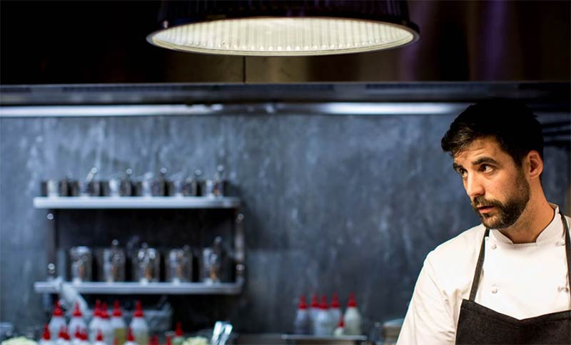 Nutshell is an Iranian restaurant in Covent Garden with an ex-Noma chef in charge