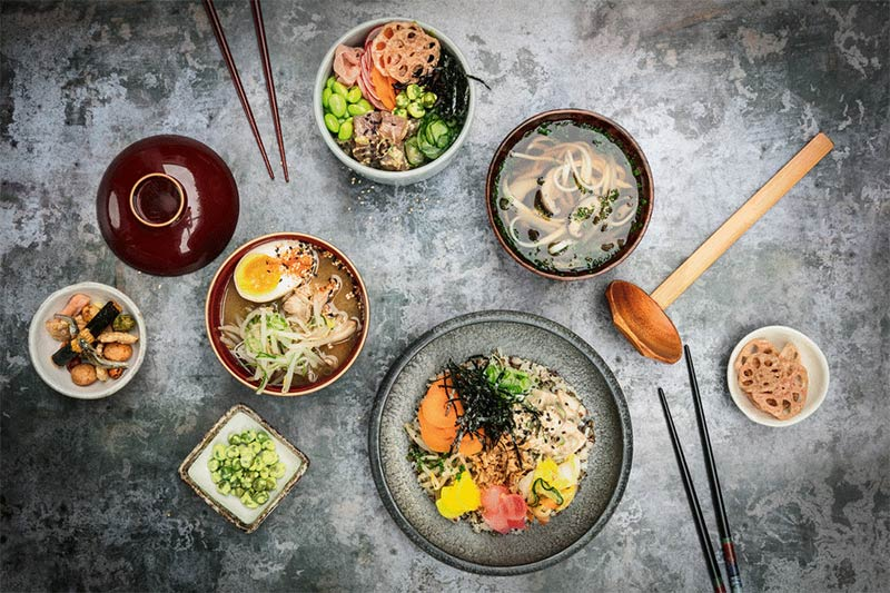 Angelo Sato brings Shokuji to Bermondsey with Omoide