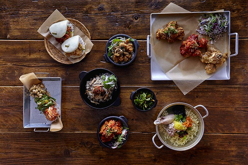 Linda Lee's On the Dak opens on Monmouth Street with heaps of Korean chicken