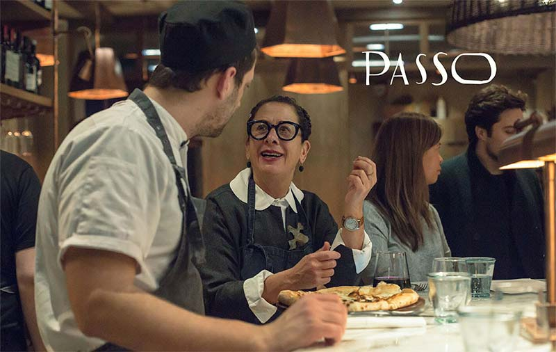 Passo hosts famous LA chef Nancy Silverton for a one week residency