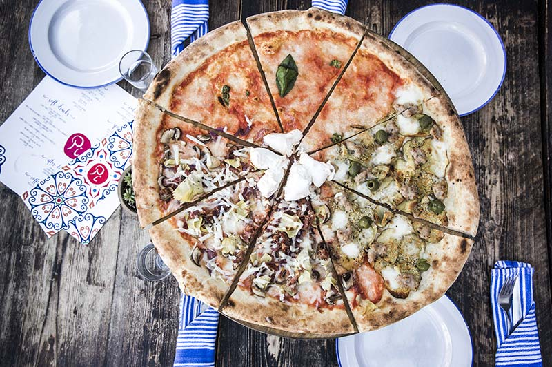 Cauliflower cheese pizza has come to Battersea with pizzeria Pi