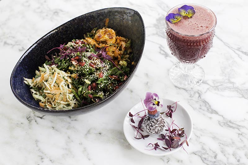 Redemption Bar brings their health-conscious food and drinks to Covent Garden