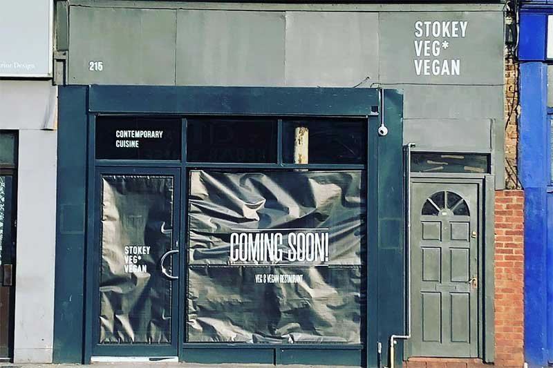 stokey veg vegan stoke newington church street