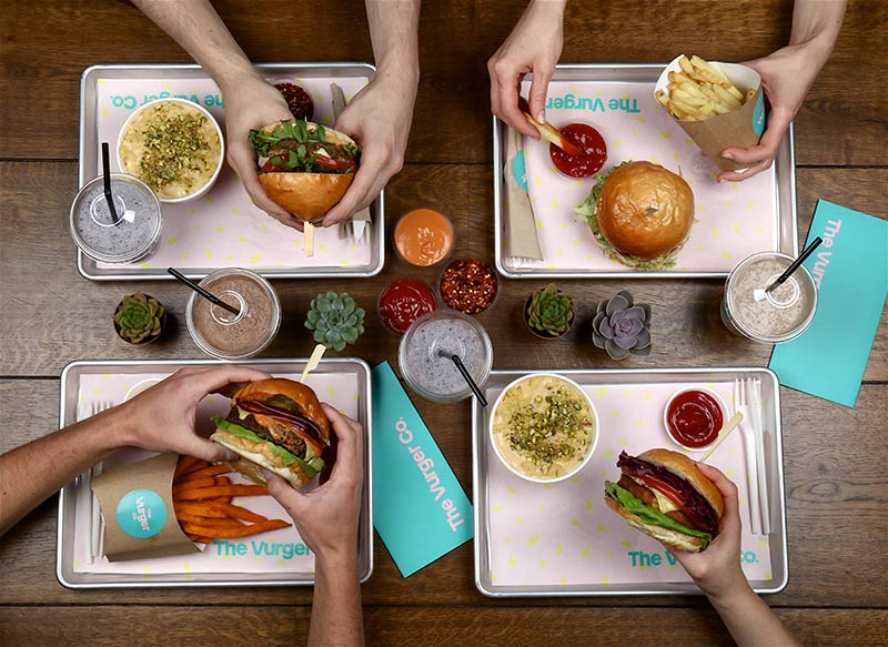 Vegan burgers and shakes as the Vurger Co goes permanent in Shoreditch