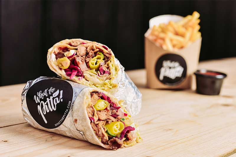 what the pitta opens in camden