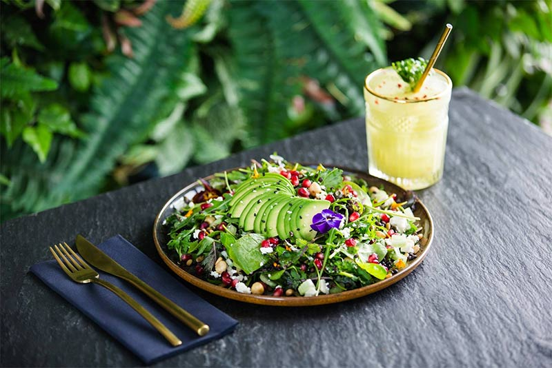 Amsterdam's The Avocado Show comes to London, popping up at Bluebird in Chelsea