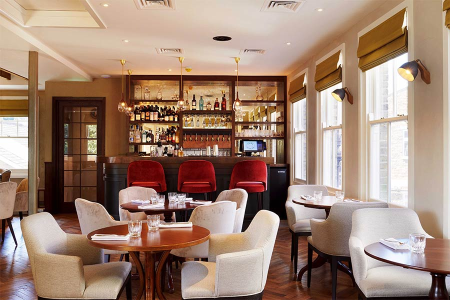 Bank House Wine Bar and Kitchen in Chislehurst comes from Stuart Gillies, ex Gordon Ramsay CEO