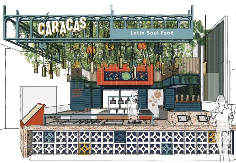 LIMA restaurateurs are opening CARACAS at Westfield London